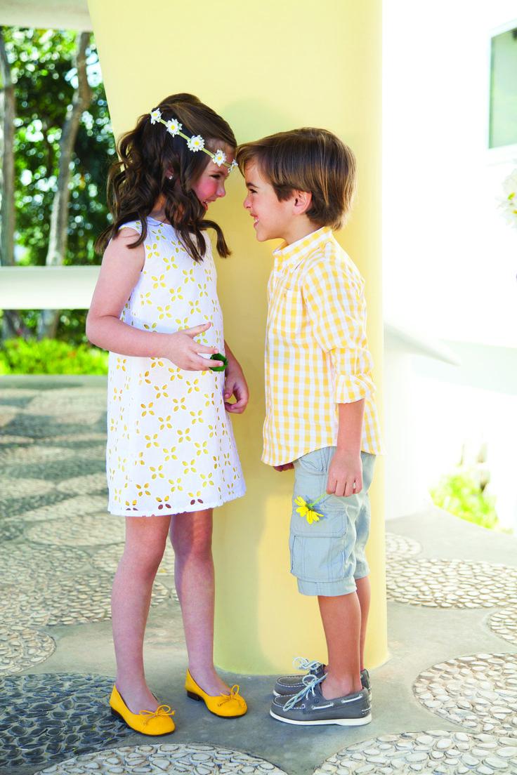 #Amarelo, una propuesta casual para el #cortejo de tu #boda.