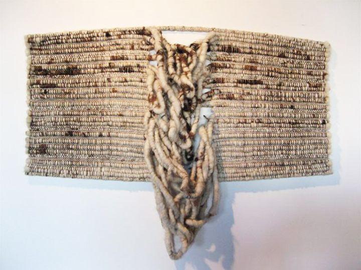 95 mejores im genes sobre telares y tapices en pinterest - Tapices de macrame ...