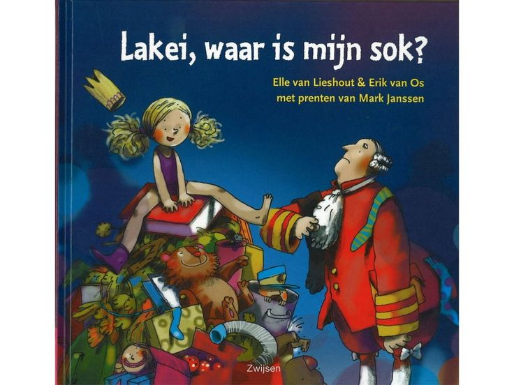 Lakei, waar is mijn sok - slideshow