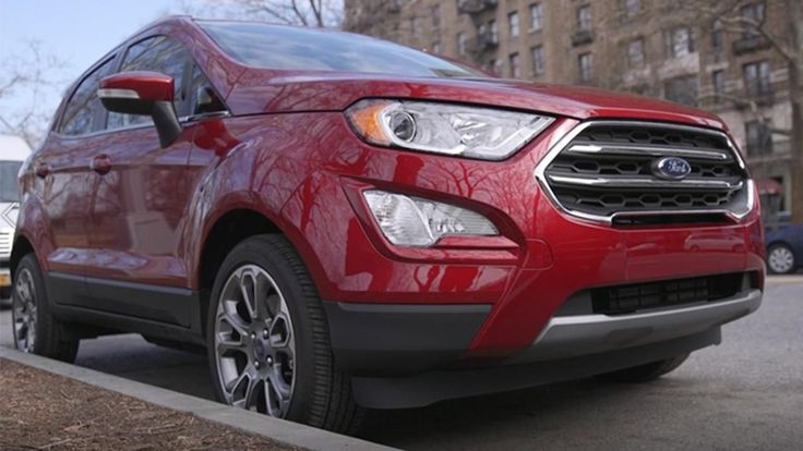 FOX NEWS: 2018 Ford EcoSport review: A small SUV that's a big deal