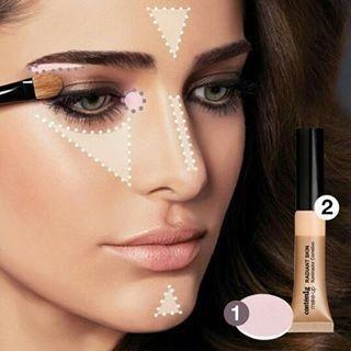 Si tienes la piel morena, no te puedes perder estos 6 consejos para maquillar tu rostro ;-)