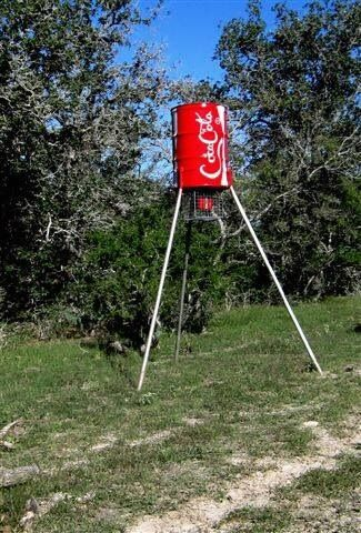 Top 25 ideas about deer feeders on pinterest a deer the for How to build a deer feeder out of pvc pipe