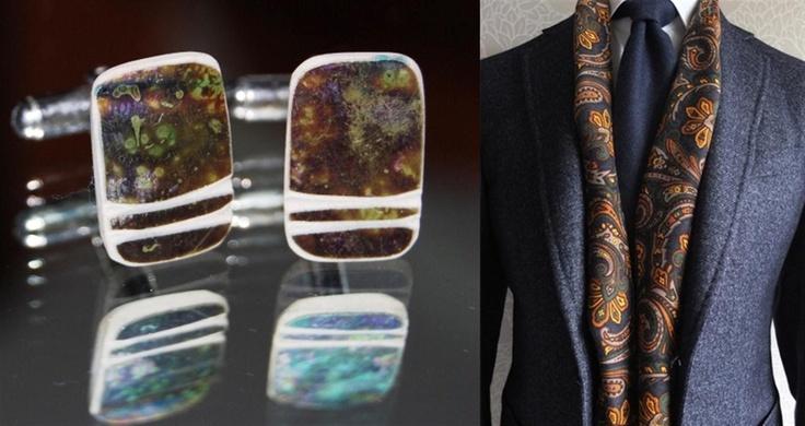 Szasz Karoly cufflinks  www.szaszkaroly.hu