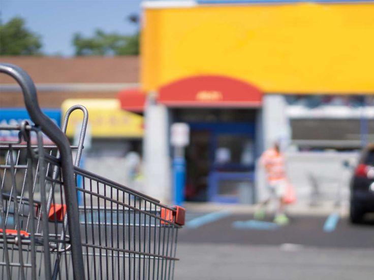 Beware the supermarket car park scam.