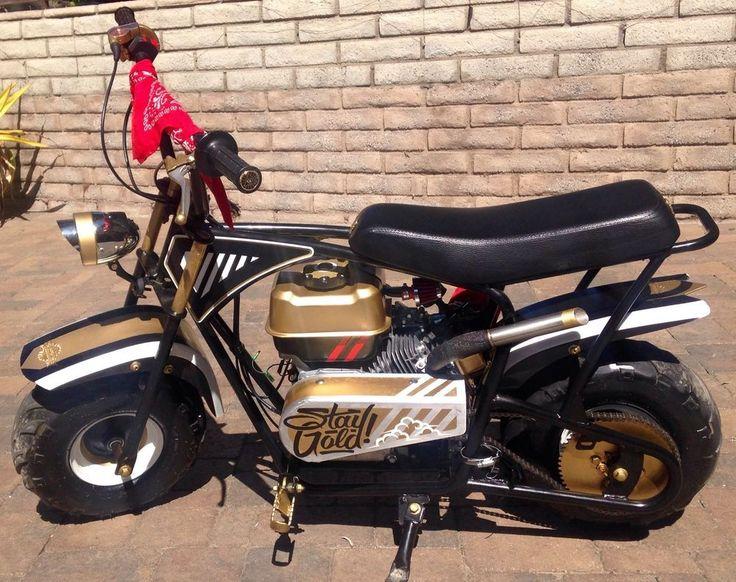 Custom 6.5 Hp 212cc Predator Performance