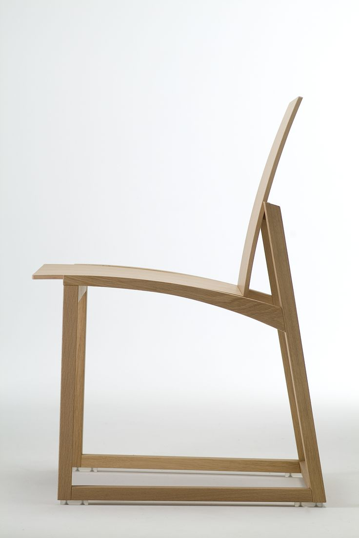 Kyu Manufactured By Exentia // 2005 Kyu Is A Comfy Seat That Differs From  Standard Chairs: It Will Let Your Body Lean Against The Convex Part Of The  Back ...