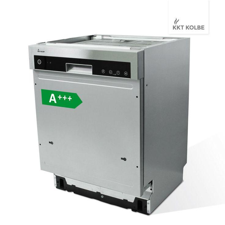 eBay #Sponsored Geschirrspüler Einbau Spülmaschine teilintegriert 60cm 6 Progr… – Geschirrspüler. Haushaltsgeräte