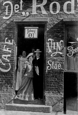 Istedgade, KBH V [1900]