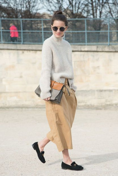 Paris Fashion Week. (2015)
