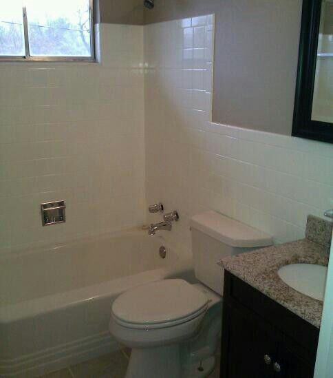 85 Best Images About Bathroom Resurfacing Refinishing On Pinterest Painting Tiles Painted