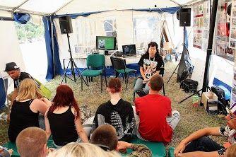 Warsztaty psychologiczne - kontrola złości na #ASP 19.Przystanku Woodstock
