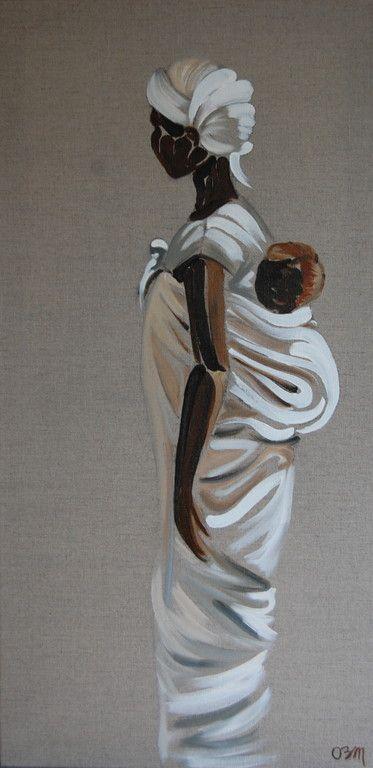 Nouveaux tableaux - Peintures et Sculptures d'Odile BERNARD