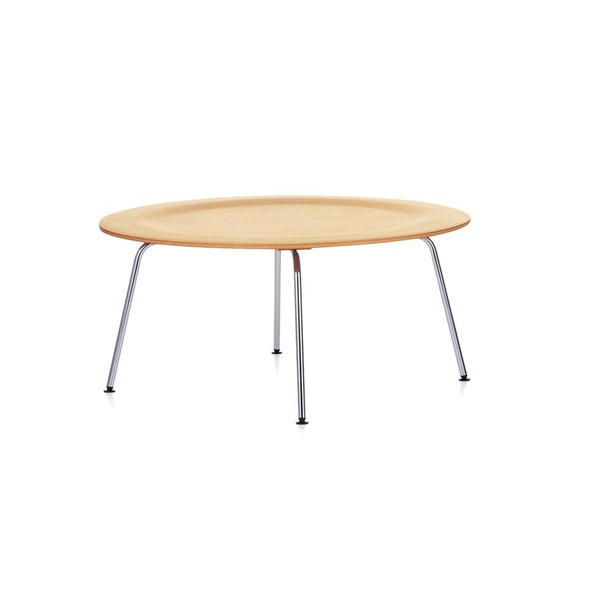 CTM LOW TABLE BY CHARLES EAMES (NATURAL)
