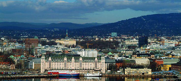 The harbor in Oslo, Norway - Photo: Nancy Bundt/Innovation Norway