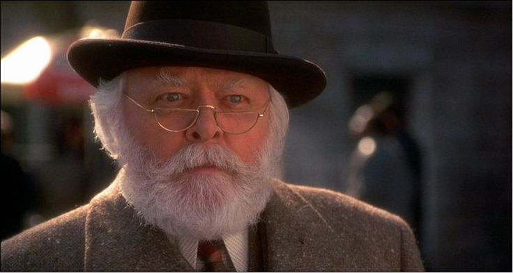 Richard Attenborough in Miracle on 34th Street | Richard ...
