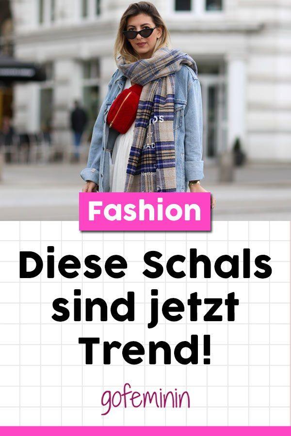 47add970b4e82 Schal-Trends 2019  Diese 5 Schals wollen jetzt alle haben ...