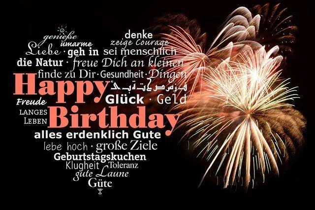 Happy Birthday Vicki!!! Today we celebrate YOU!!! Love Glo