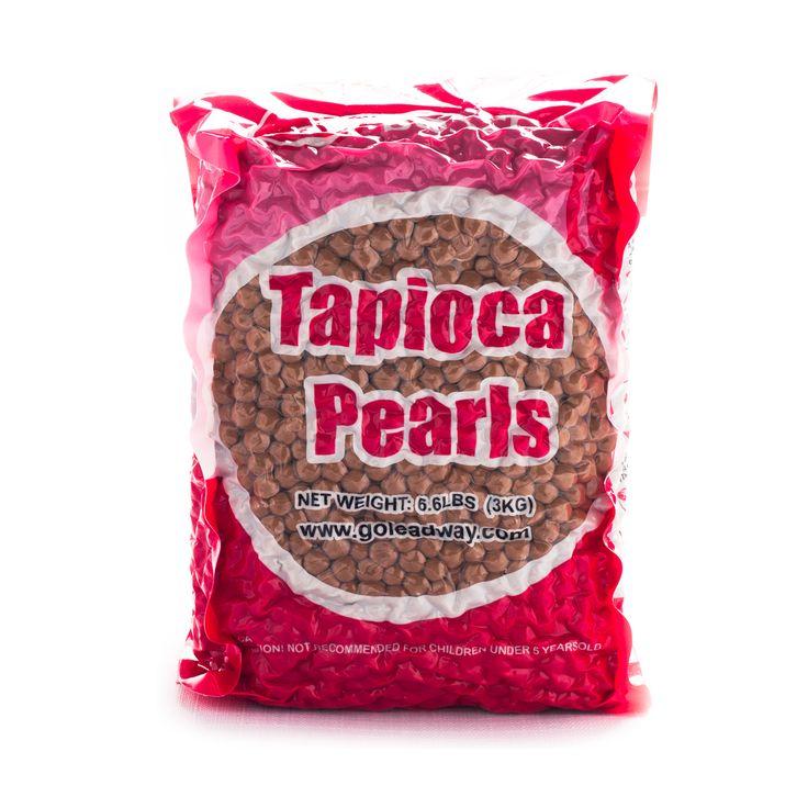 Small Tapioca Boba Pearls - BossenStore.com  - 3