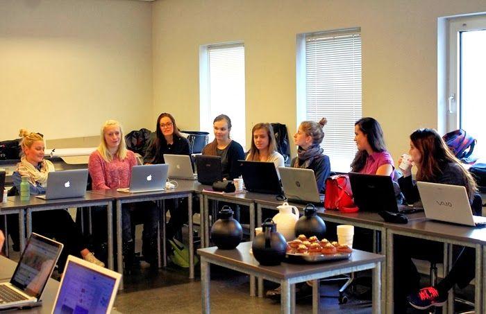 Google+ workshop with Sara Constance