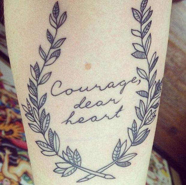 laurel wreath tattoo-3