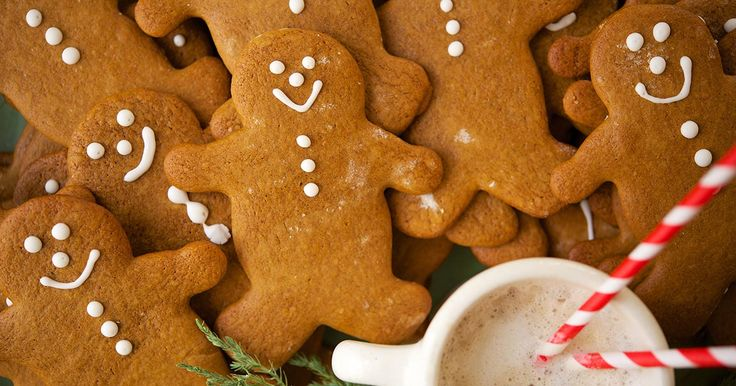 Gingerbread cookies for ginger people or stars