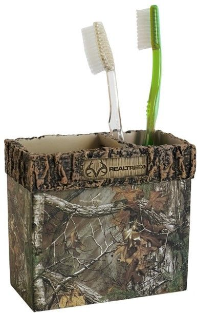 Best 25 toothbrush holders ideas on pinterest for Camo bathroom ideas