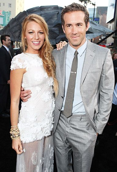Blake Lively and Ryan Reynolds surprised friends, family and fans when they tied the knot Sept. 9 2012 in Mount Pleasant, South Carolina. Blake Lively wore a custom Marchesa gown and invited pals America Ferrera, Florence Welch, Alexis Bledel and Amber Tamblyn.