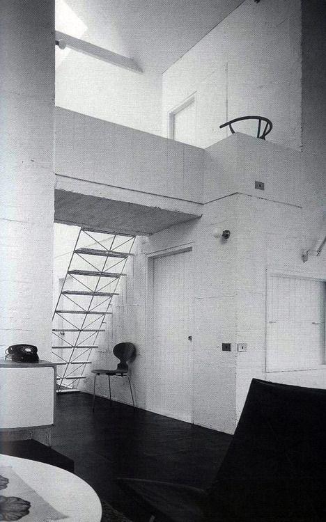 Kazunari Sakamoto - Machiya hiouse(水无濑的町家), Daita 1970.Via, 2.
