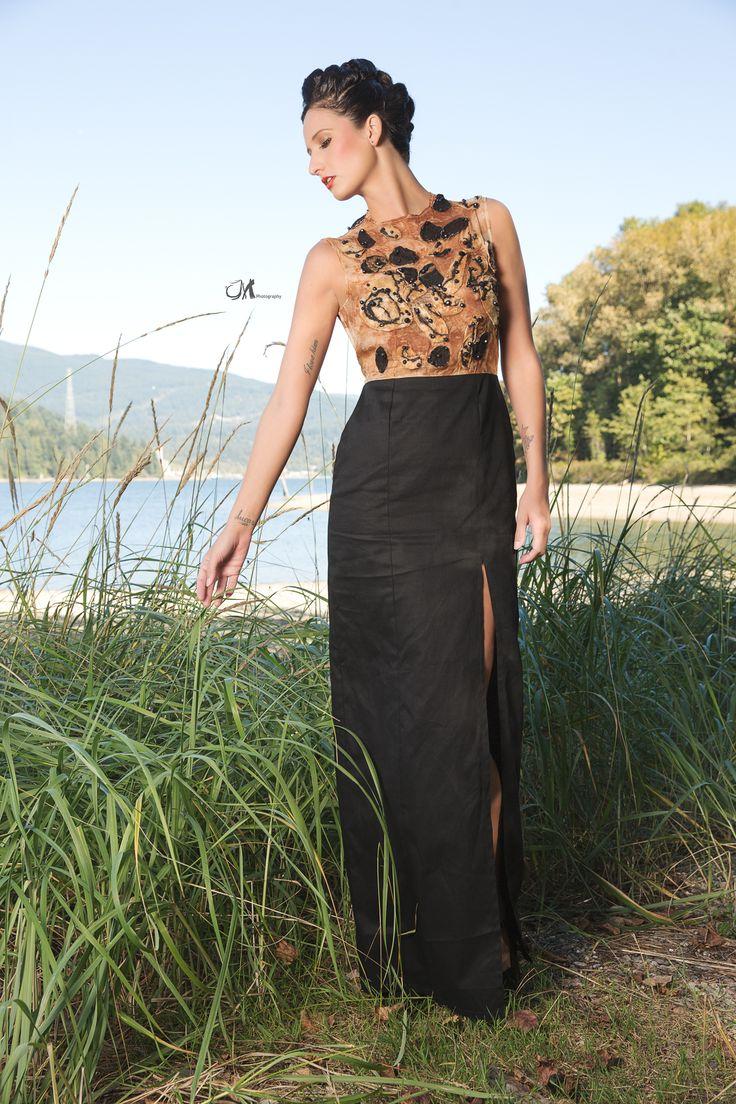 Green Embassy : Certified Organic Haute Couture Eco-fashion #fashion #runway #bhmfw #eco #couture #birmingham