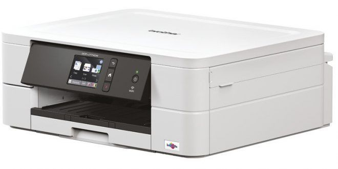 Brother DCP-J774DW – perfect compact printer for home use