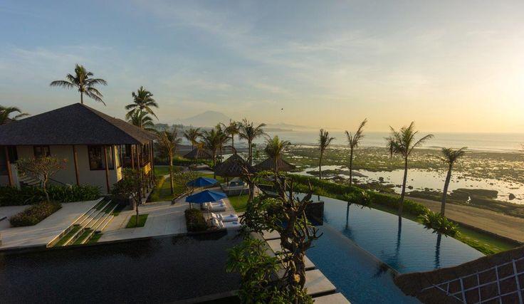 A new day starts from Anapuri Villas. #Anapuri #Bali