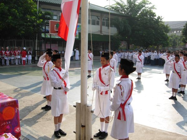 Indonesia's Independence Day is 17 August 1945. Merdeka #Indonesia