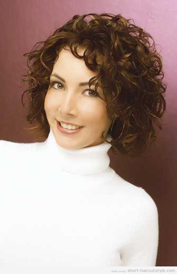43+ Curly hair for short hair trends