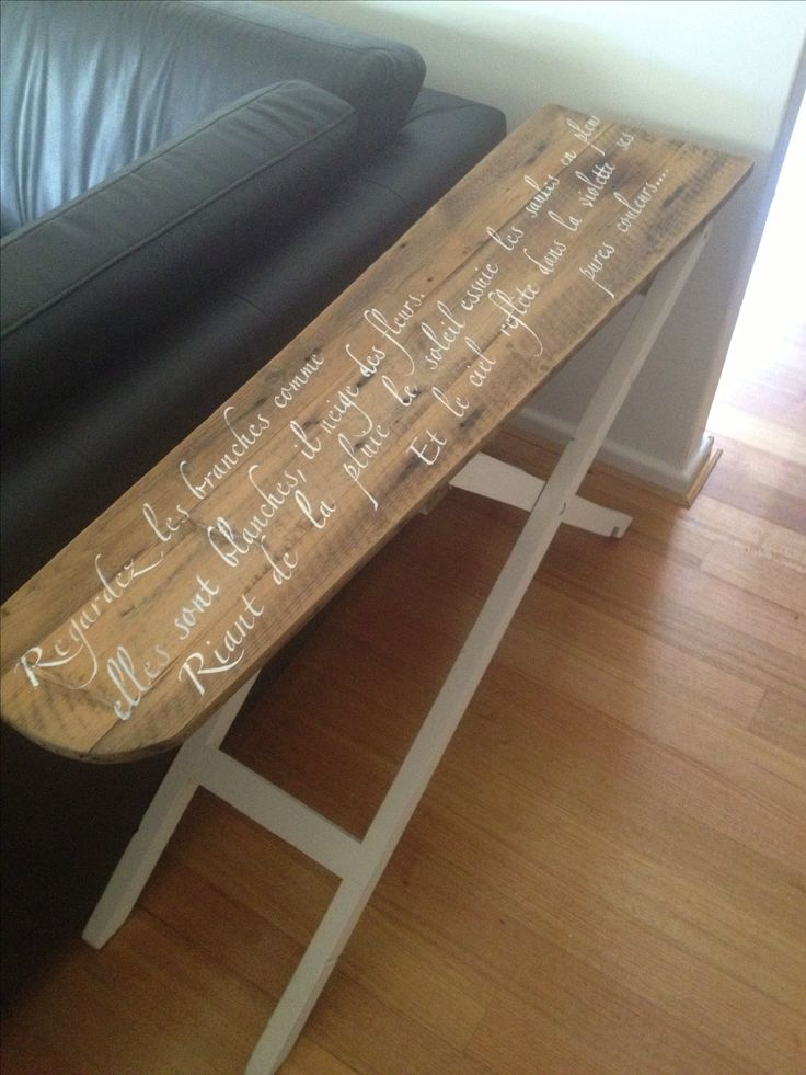 88 best images about primitive ironing boards on Pinterest
