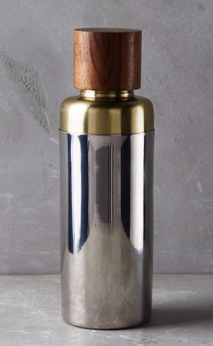 Woodnote Cocktail Shaker