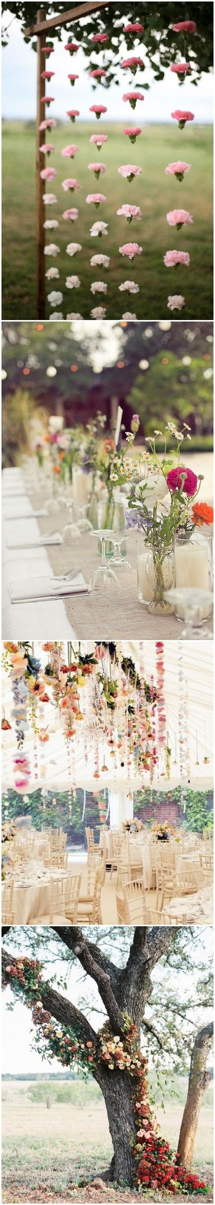 COLORED GLASS Wedding Ideas » 20+ Gorgeous Boho Wedding Décor Ideas on Pinterest » ❤️ See more: http://www.weddinginclude.com/2017/05/boho-wedding-decor-ideas-on-pinterest/