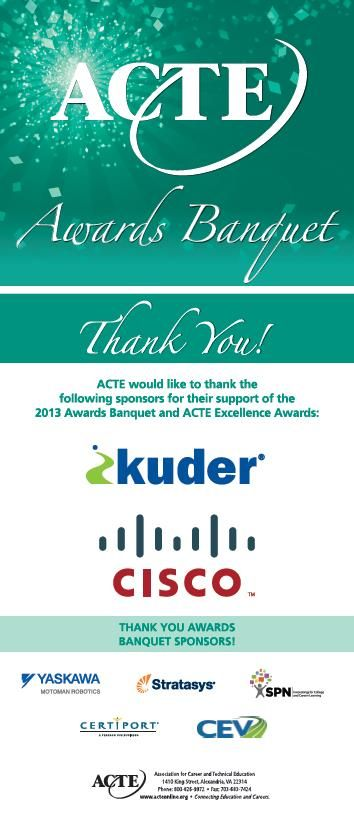 Thank you to our sponsors!