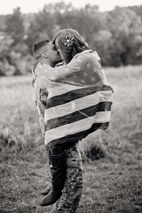 Cute Military Couples ...