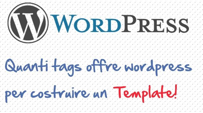 tutti-i-tags-wordpress