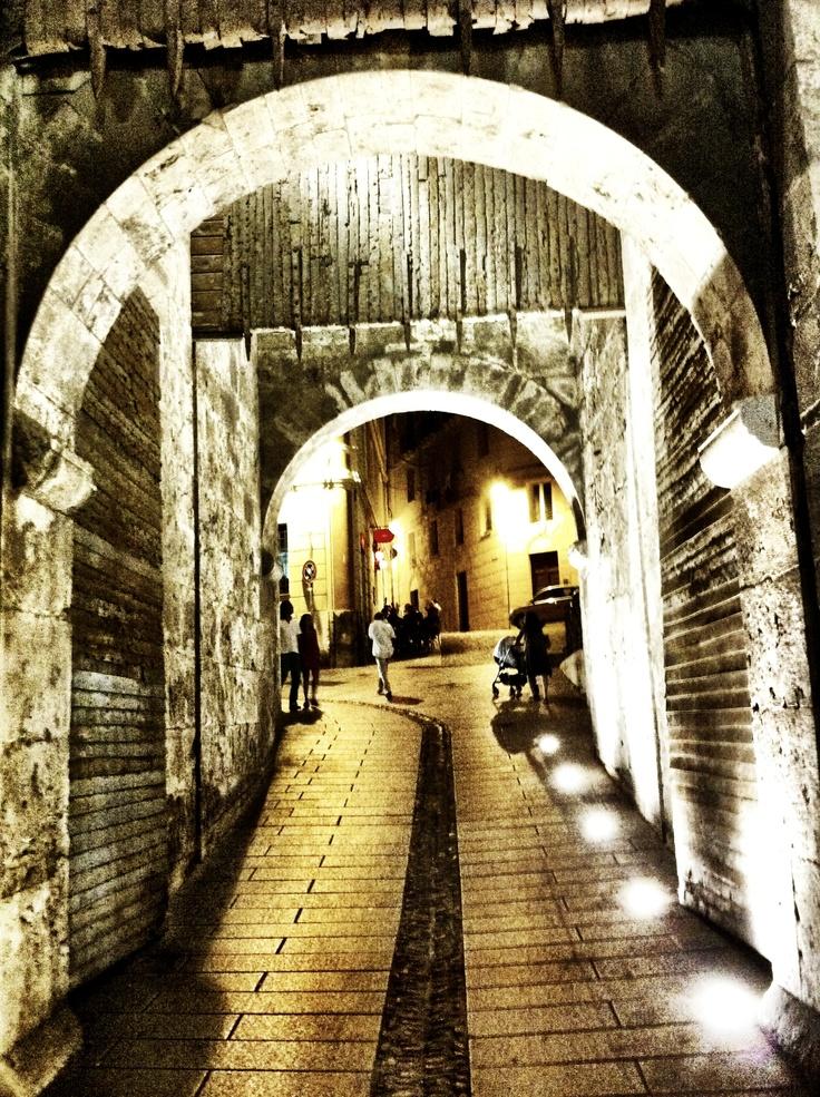 #Cagliari - Ingresso di Casteddu