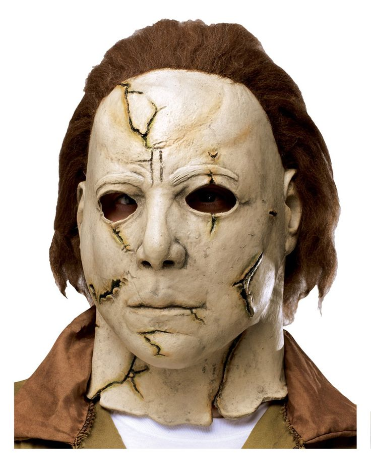Michael Myers Maske Deluxe | #MichealMyers #Halloween #Myers