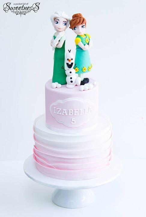 Cake Art Quito : 217 best Cakes - Frozen images on Pinterest Frozen ...