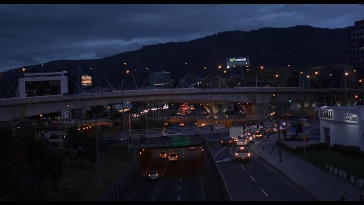 Bogotá Nocturna. Sin Palabras