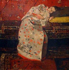 The Kimono, George Breitner, The Netherlands