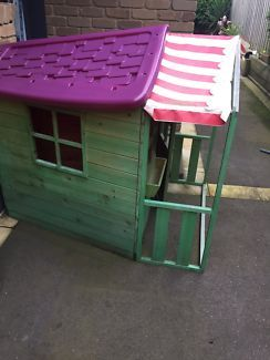 As new wooden cubby house | Toys - Outdoor | Gumtree Australia Knox Area - Boronia | 1123897215