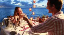 Luxury Experiences for your dream vacation: dinner with the movie stars