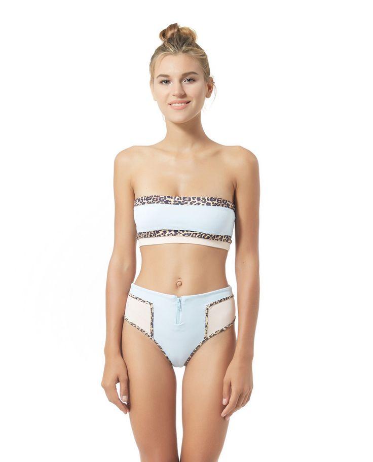 Skye & Staghorn - Impala Bandeau Bikini Top