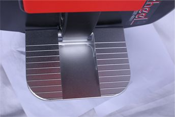 Aviation Aluminum Pedal with Exclusive Pedal Folding Tech
