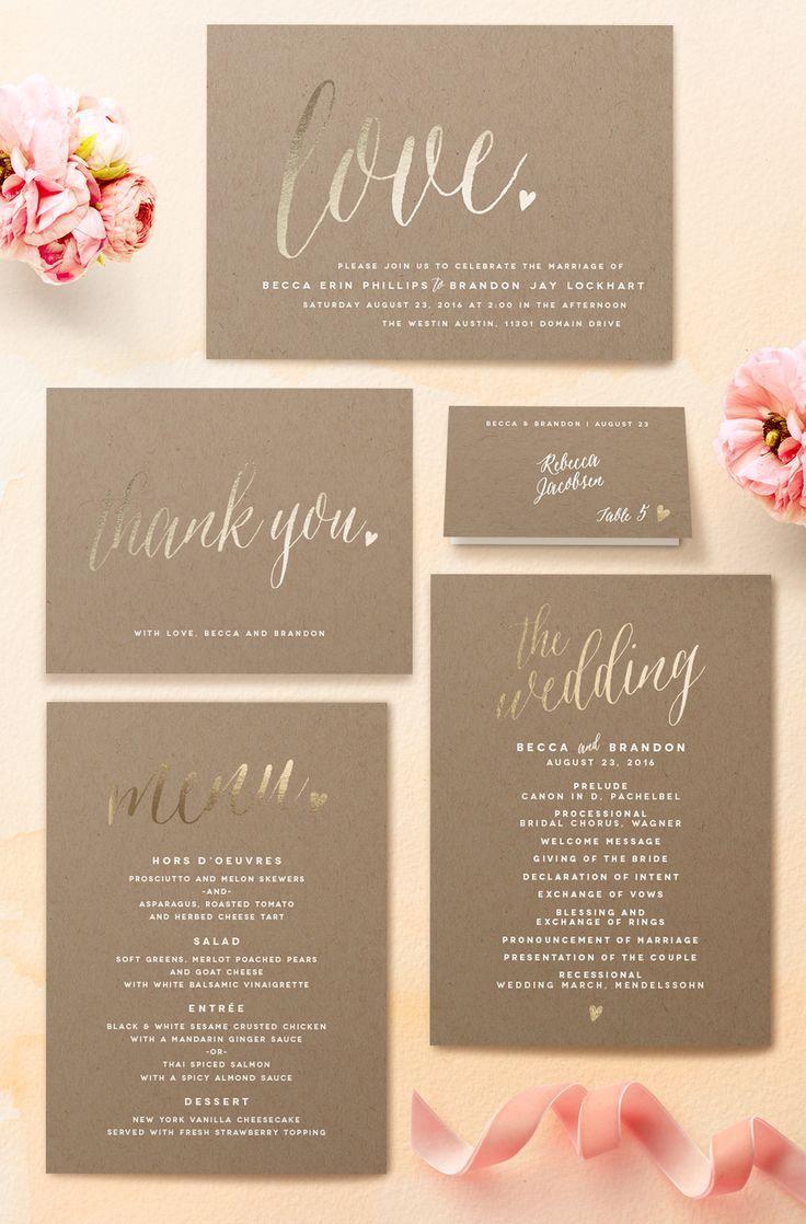 11 Best Wedding Invitation Mockup Images On Pinterest Bridal