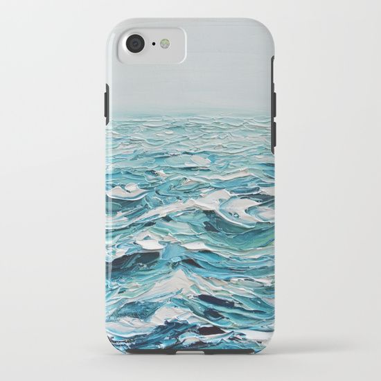 Society6 | $38.00 | Our Tough Cases are constructed as a two-piece, impact resistant, flexible plastic case with an extremely slim profile and extra shock dispersion. A flexible rubber liner provides a secure fit and feel without compromising style. Simply snap the case onto your phone for premium protection and direct access to all device features.